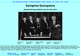 Swingtime Syncopators